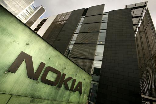 ノキア、アップルを提訴 iPhoneの特許侵害で