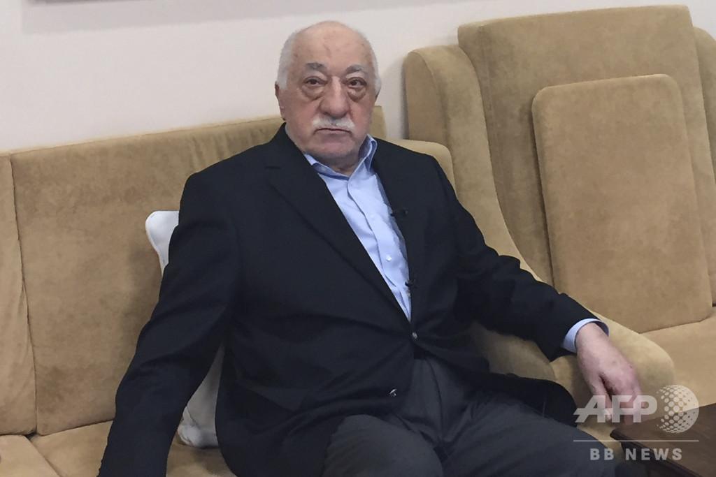 米、ギュレン師のトルコ送還検討を認める カショギ氏殺害とは無関係と主張