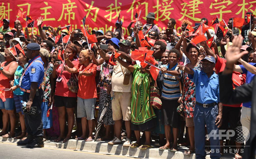 中国企業が派遣の作業員、コロナワクチン接種済み? パプアが入国阻止し説明要求