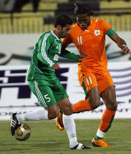 コートジボワール アル・アラビ・クウェートとの親善試合に引き分ける