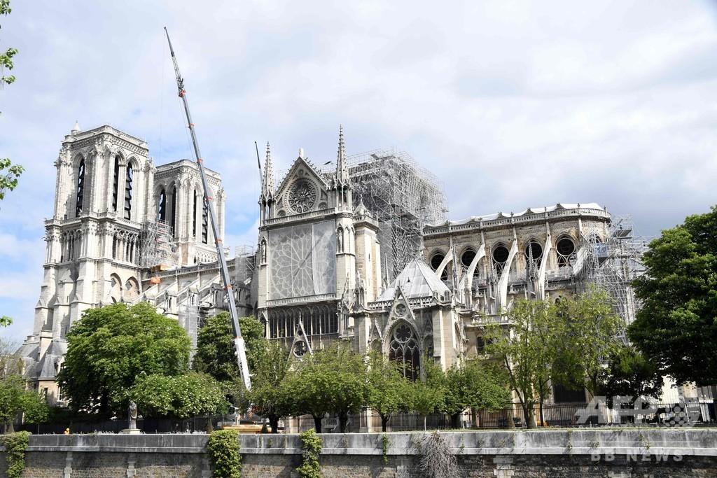 ノートルダム大聖堂の修復迅速化目指す、仏下院で法案承認