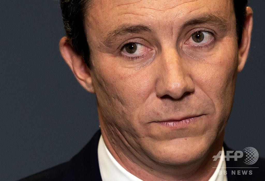 マクロン与党公認のパリ市長候補、わいせつ動画流出で出馬撤回