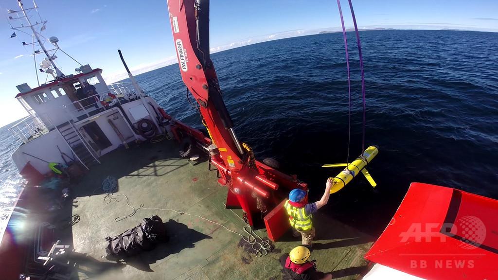 中国、米海軍の無人潜水機返還へ 米の「大げさな」対応を批判