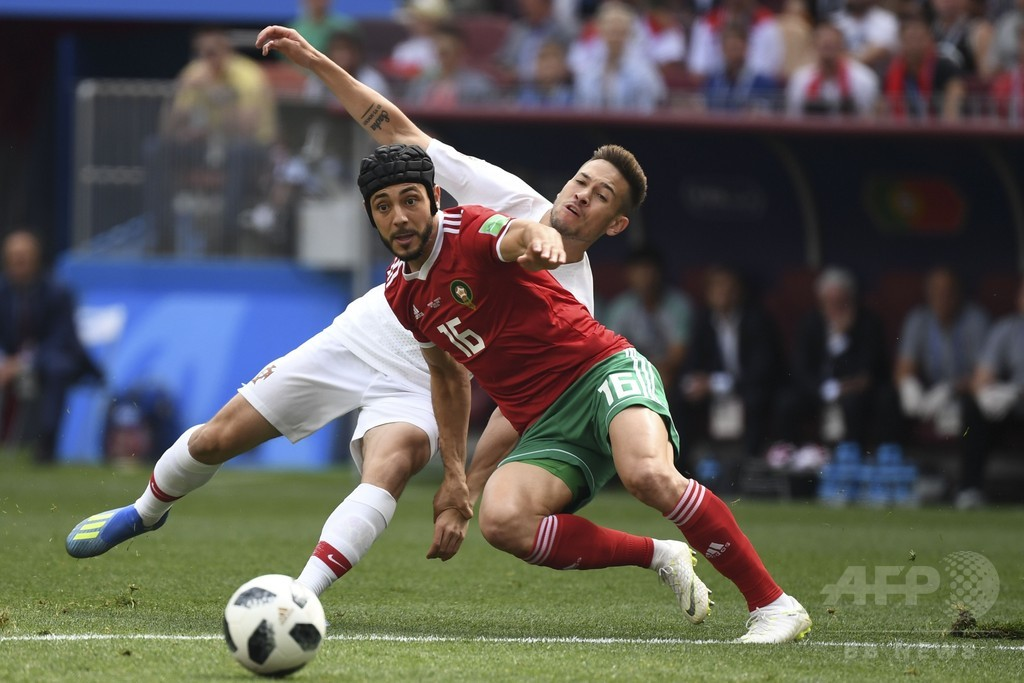 脳振とうから5日後に先発、モロッコMFの出場許可を選手会が批判