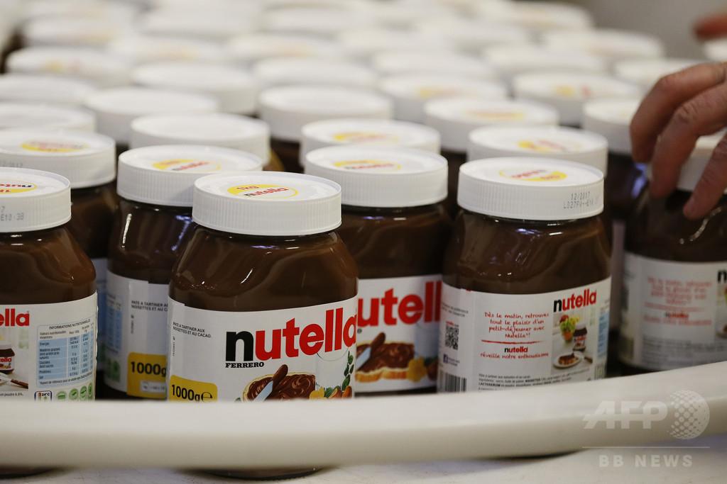 「ヌテラ」70%値引きセールに客殺到、仏スーパー大混乱