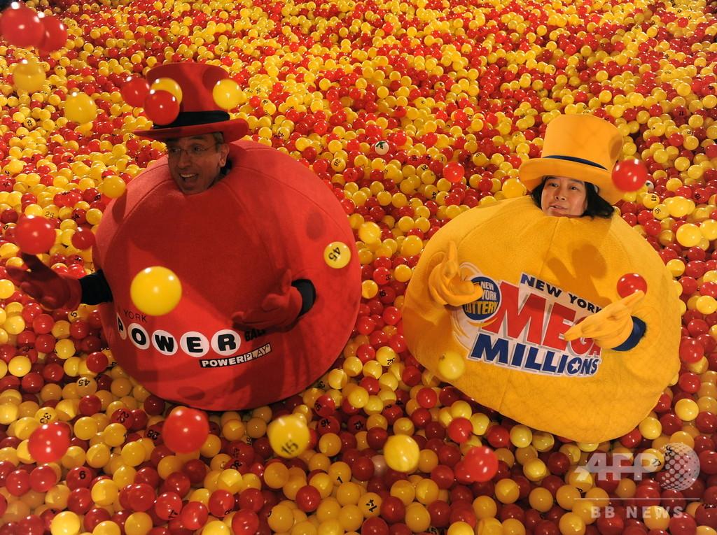 米宝くじ「メガミリオンズ」賞金が1010億円に、単独当せんなら史上最高額