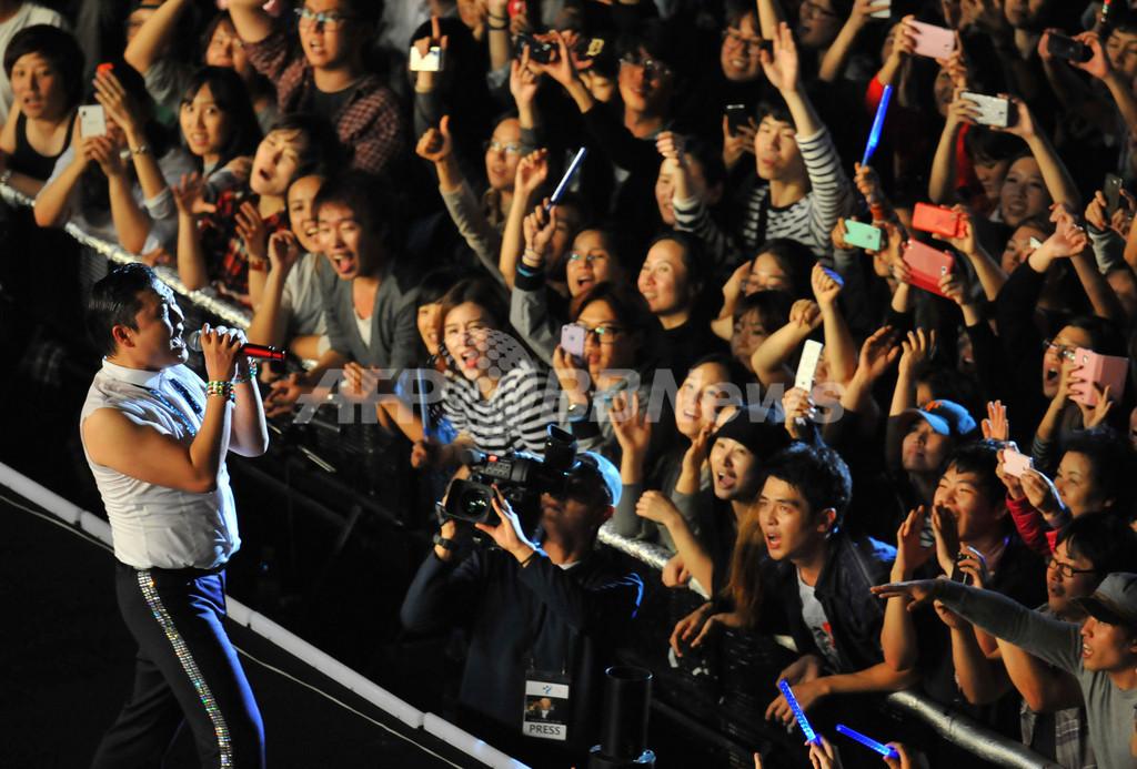 日本の「江南スタイル」への無関心、韓国では「怒り」の声