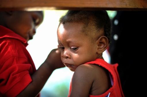ハイチ連れ去り未遂の子ども、全員に親 支援団体
