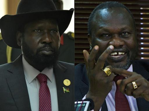 南スーダン内戦、72時間以内の「恒久」停戦で合意