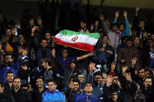 国際試合禁止の判断は偏見、イランがAFCに反発