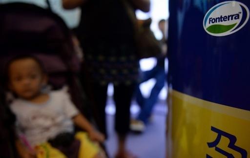 NZフォンテラがスリランカで粉ミルクをリコール、政府が指示