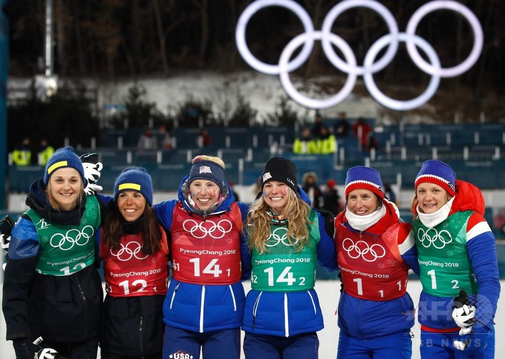 ビョルゲンが冬季最多14個目メダル獲得、平昌五輪