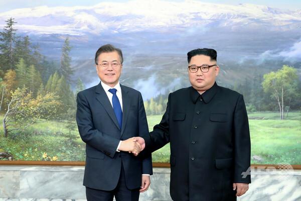 南北首脳会談、訪朝団にサムスンの事実上のトップら随行
