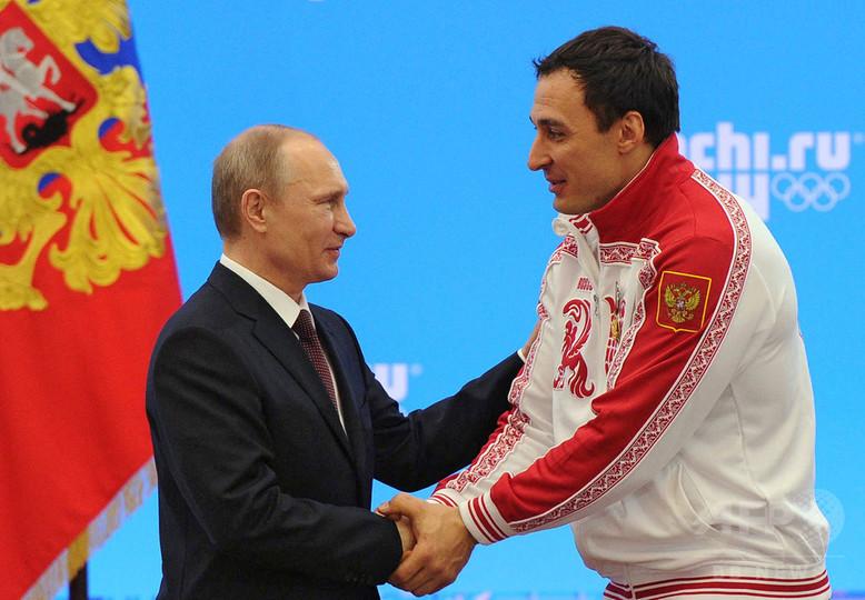 ロシアのソチ五輪金メダリストに永久追放処分、男子ボブスレー