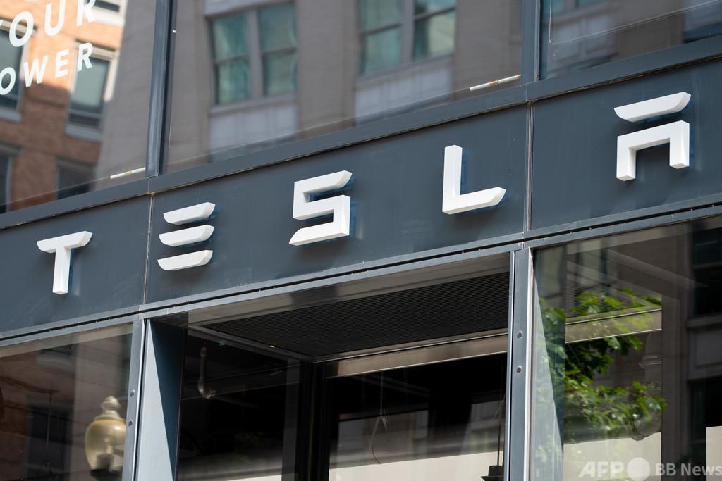 テスラ、時価総額7000億ドル突破 トヨタ・GMなど大手6社の合計価値上回る