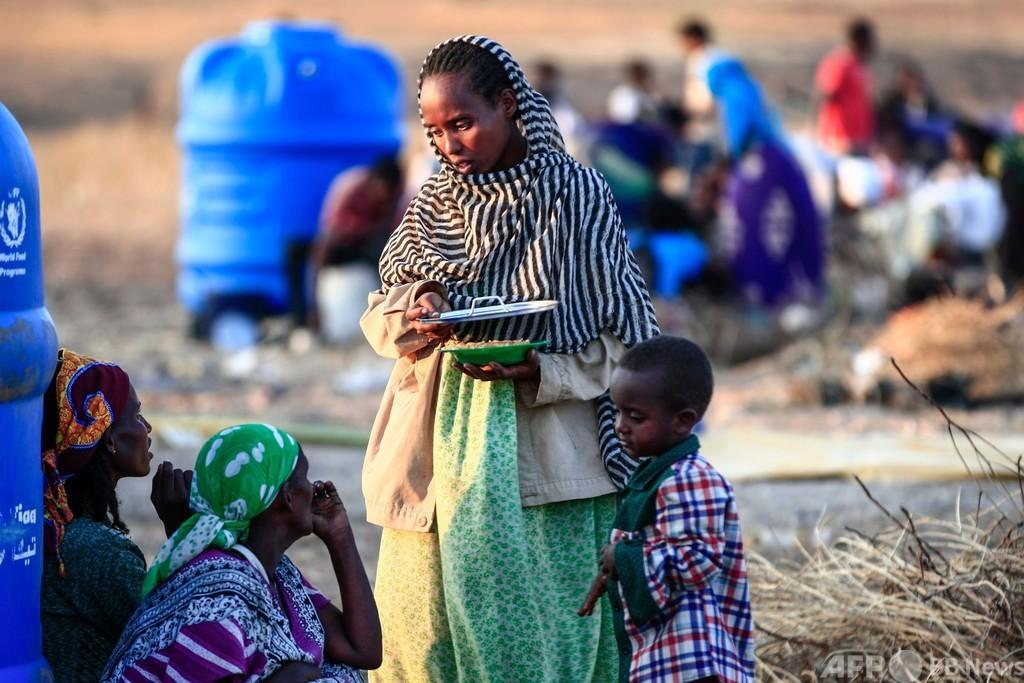 エチオピア州政府、隣国エリトリアを攻撃 紛争拡大の恐れ