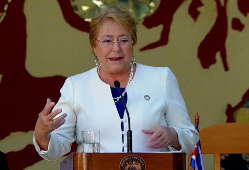 人権高等弁務官にチリ前大統領バチェレ氏、独裁下で拷問を経験 国連