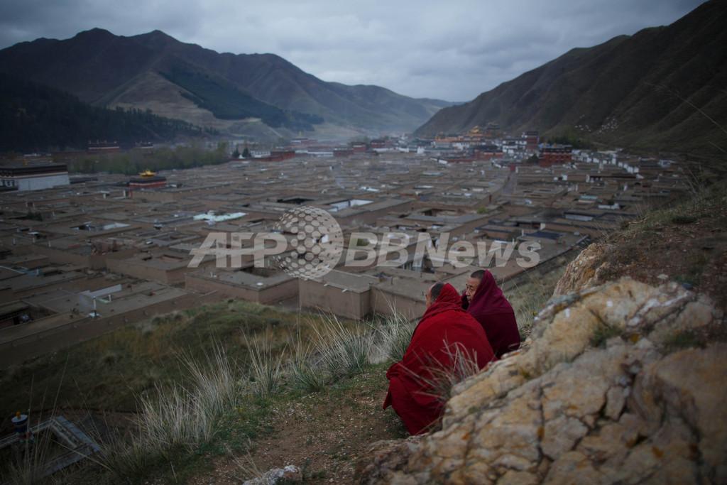 チベット人200万人以上が強制移動、人権団体報告