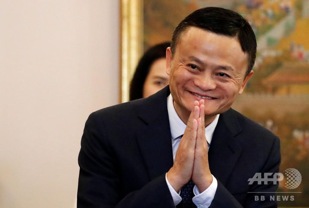アリババ、ジャック・マー会長の即時引退を否定 香港紙報道