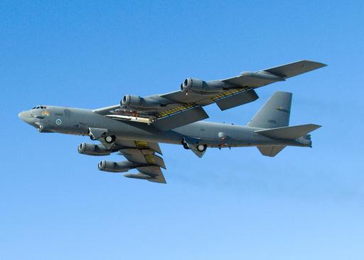 中国、防空識別圏を飛行の米軍機「監視していた」