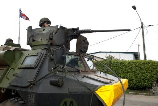 コートジボワール戦闘激化、仏軍が主要空港を掌握