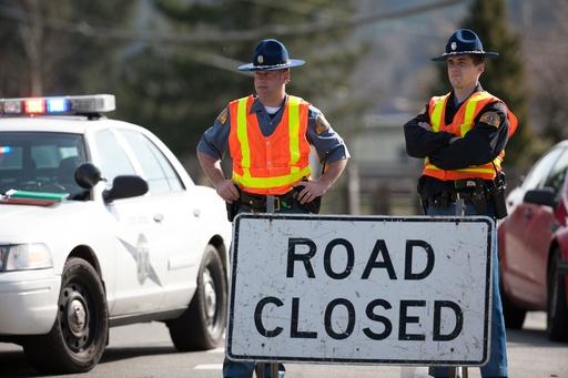 米ワシントン州で地滑り、14人死亡 108人行方不明