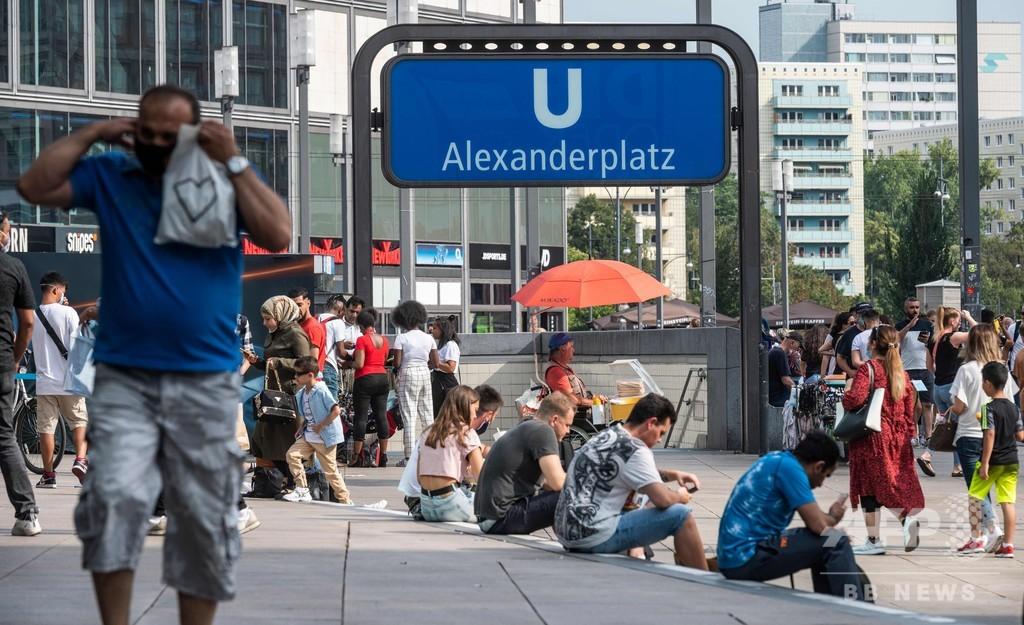 ドイツのコロナ新規感染者、4月以降最多 夏季休暇が原因か