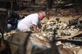 米カリフォルニア州の山火事、死者21人に 「破滅的な事態」