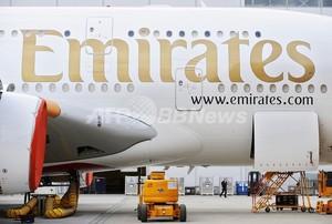 エミレーツ航空08年4-9月期、前年同期比88%の大幅減益