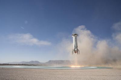米アマゾン創業者の宇宙企業、次世代ロケットのエンジン供給へ