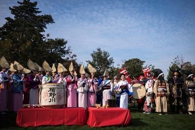 日仏友好160年記念、日本の祭りがパリに集結 フランス