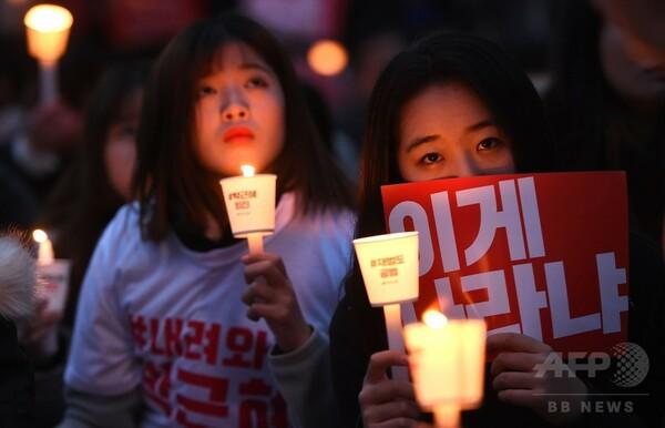 特別検察官任命手続き開始=月内にも弾劾発議か-韓国