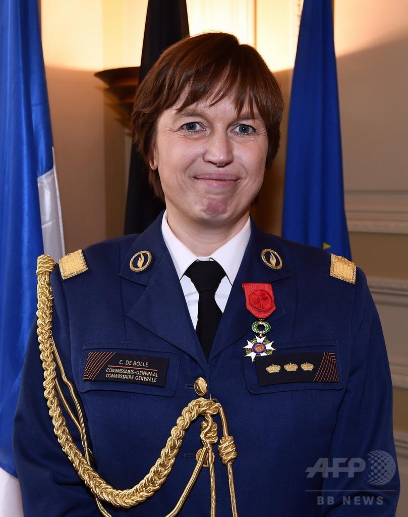 欧州警察機構に初の女性長官、国際女性デーに発表 写真1枚 国際 ...