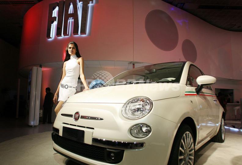 競争激化するインド自動車市場、デリーモーターショーに新車続々