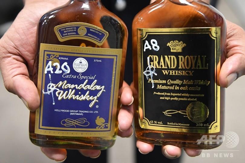 飲酒で中毒症状か、マレーシアで15人死亡 大半が外国人労働者