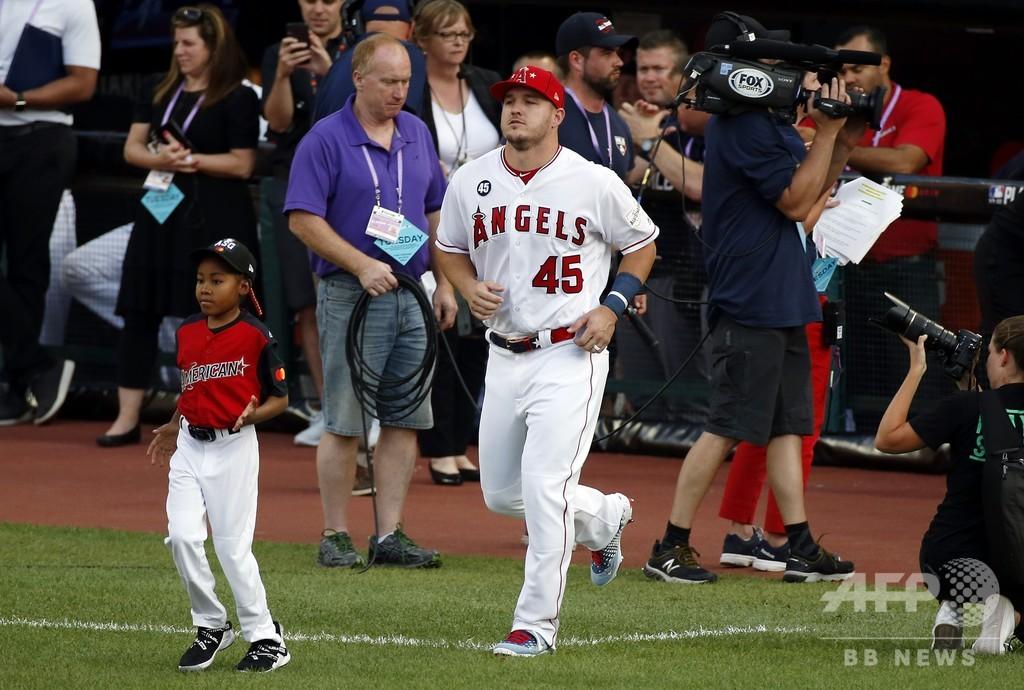 MLBオールスターはア・リーグが7連勝、1回零封の田中が勝ち投手