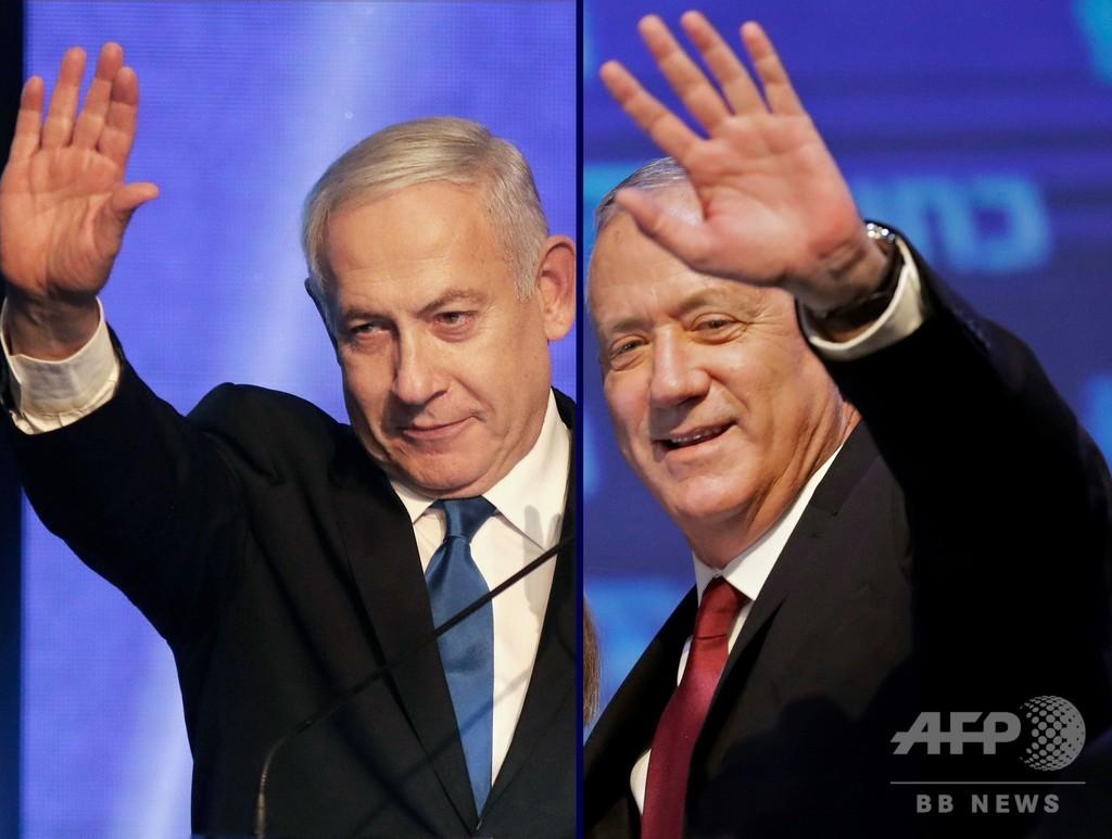 イスラエル最高裁、ネタニヤフ氏の首相就任認める 13日にも組閣へ