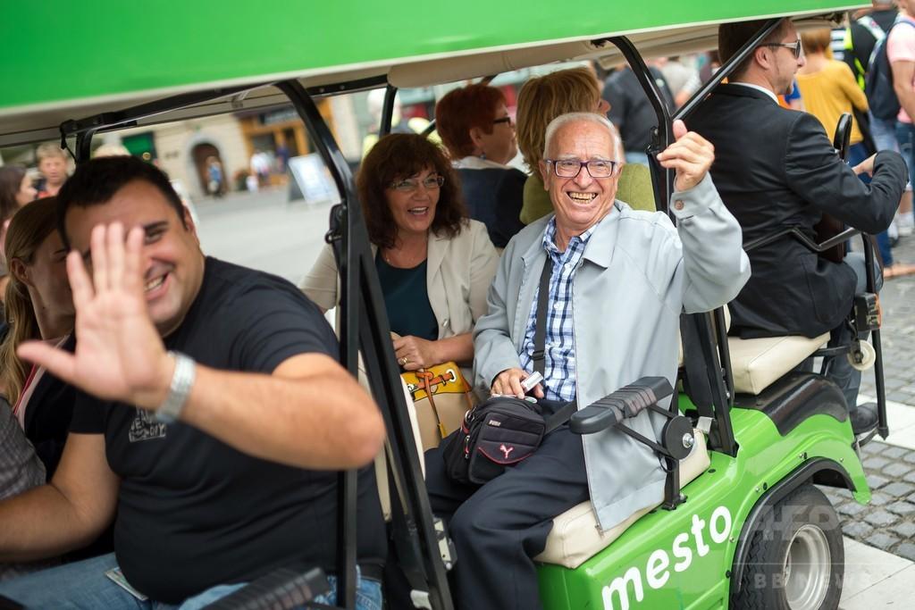 高齢者施設に入ってからも国外旅行を、スロベニア企業の挑戦