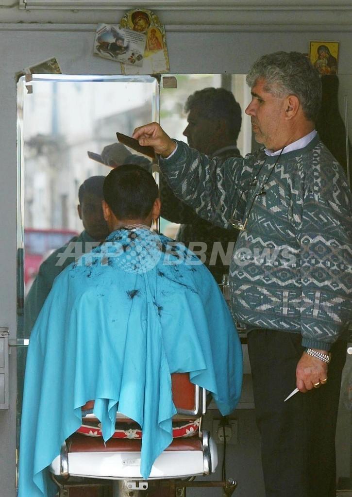 刑務所の頭髪規定が物議、キプロス