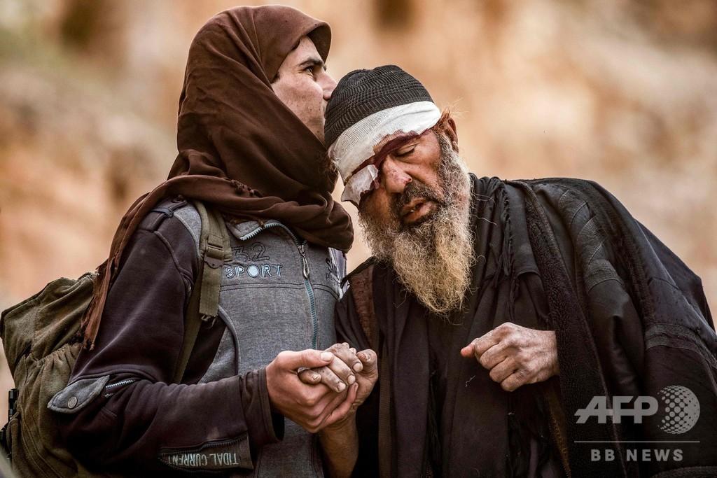 シリア内戦勃発から8年、死者37万人に 監視団発表
