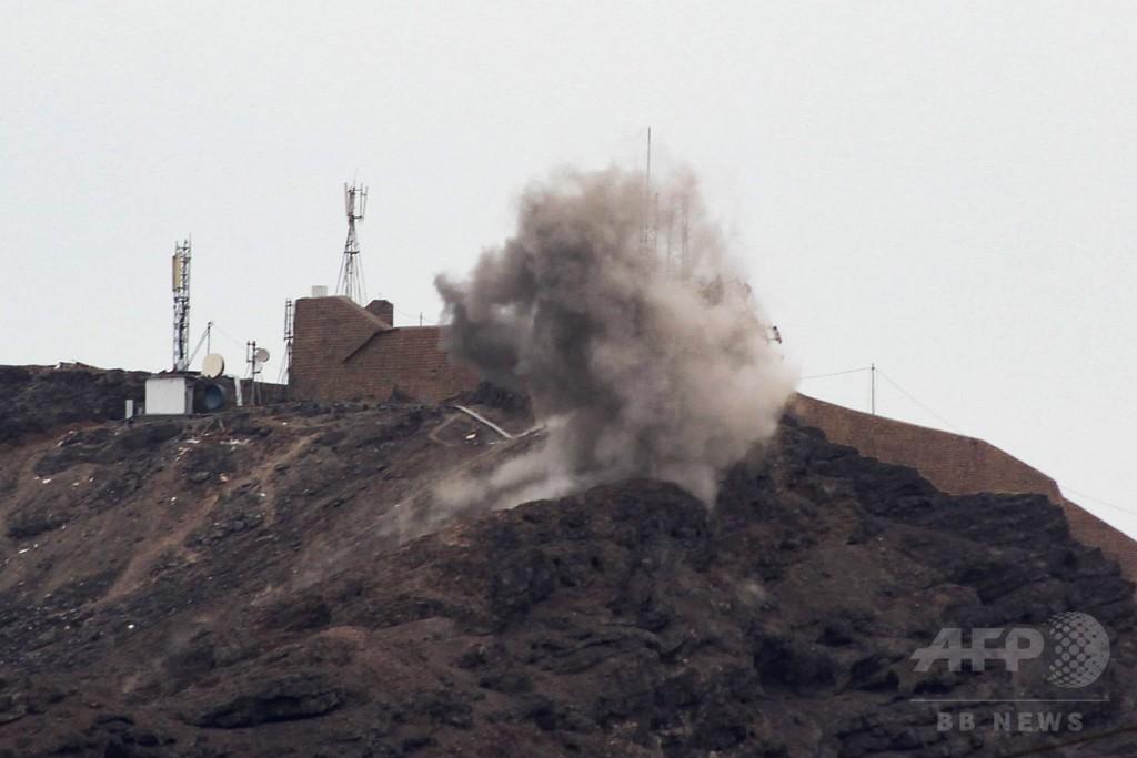 イエメン南部分離派、政府庁舎占領 政府は「クーデター行為」非難