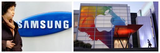 サムスン対アップルの特許訴訟、米国ではアップルに軍配