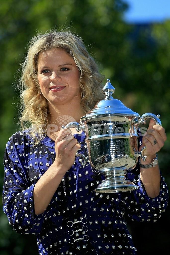 クライシュテルスが2連覇、全米オープン