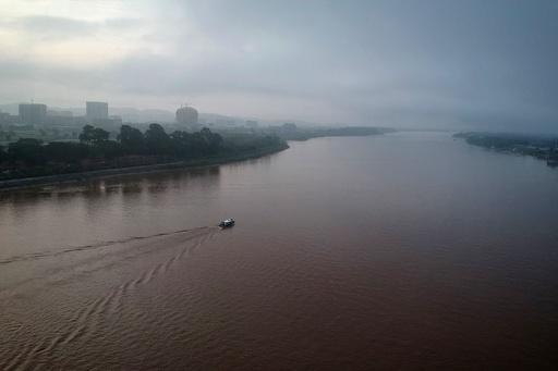 中国の野望を妨げる「97キロ」 タイのメコン川