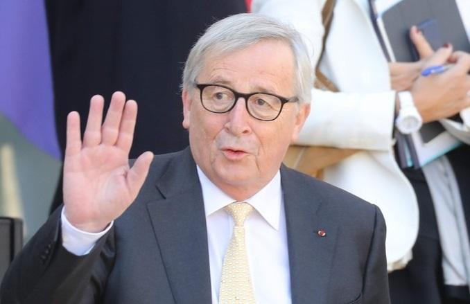 欧州委員会のユンケル委員長、「英国への忍耐は限界に近い」