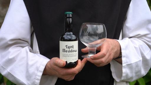 動画:世界で12番目、英修道院で造るトラピスト・ビール