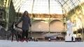 動画:世界最大規模の屋内スケート場 冬季限定でオープン 仏パリ