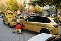 金色のBMW、独警察が路上から撤去 「まぶし過ぎる恐れ」