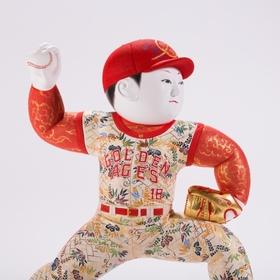 博多人形師の4代目が挑む、斬新な創作人形の世界を紹介!江戸期の技法で現代のスポーツ選手の人形を制作! 中村弘峰個展 MVP(MOST VALUABLE PRAYERS)