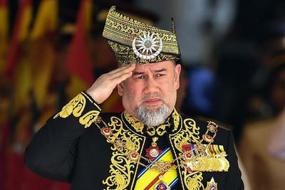 マレーシア国王が退位、ミスコン優勝のロシア女性と結婚のうわさ